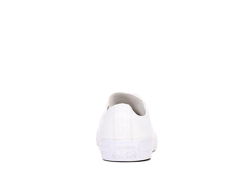 CONVERSE Womens Cchuck Taylor All Star Low Top Sneaker - WHITE