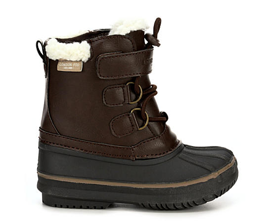 Boys Infant  Sherpa Boot