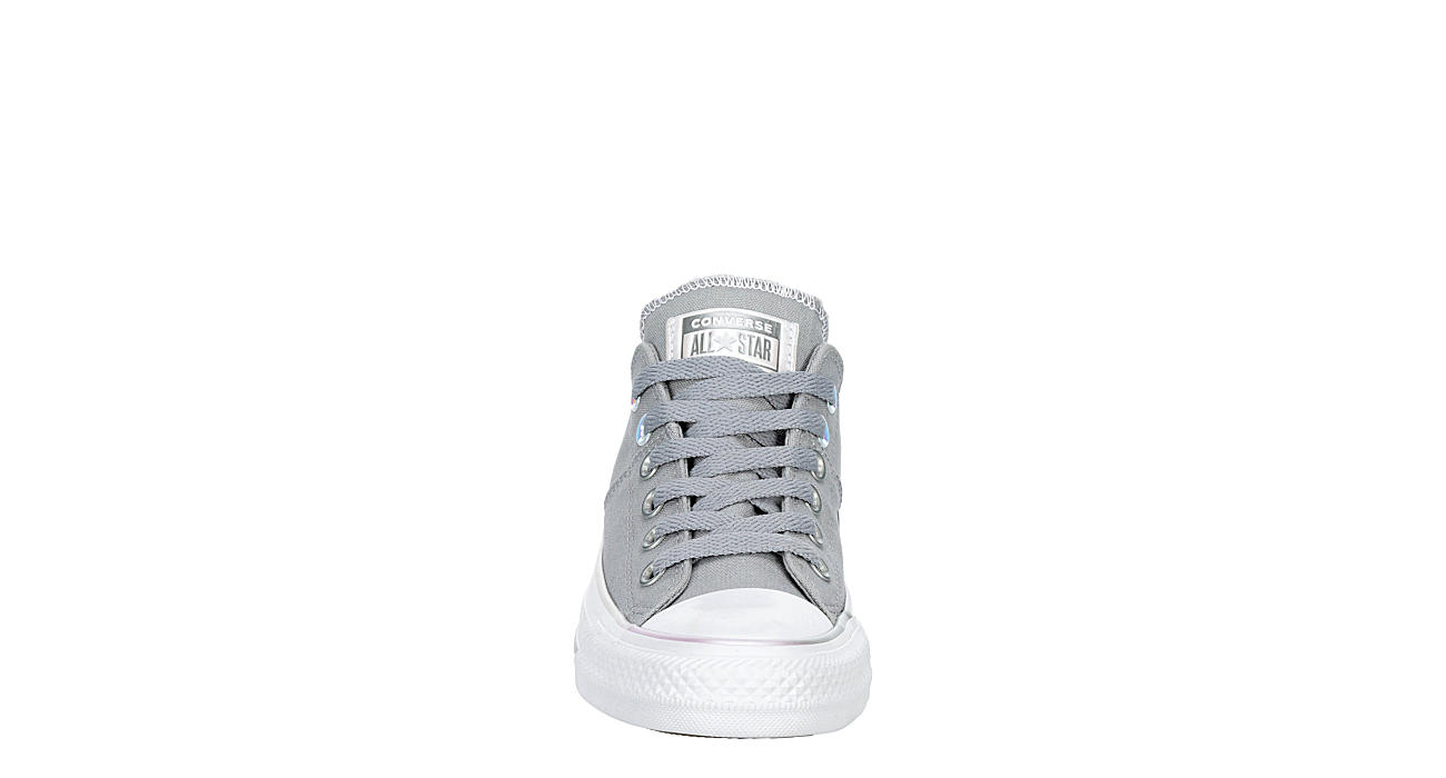 CONVERSE Womens Chuck Taylor All Star Madison Low Top Sneaker - GREY