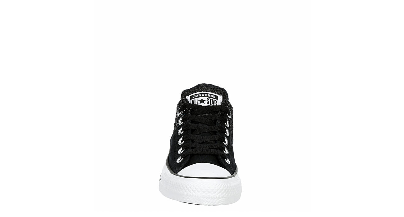 CONVERSE Womens Chuck Taylor All Star Madison Low Top Sneaker - BLACK