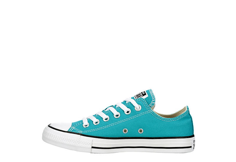 CONVERSE Womens Chuck Taylor All Star Low Top Sneaker - GREEN
