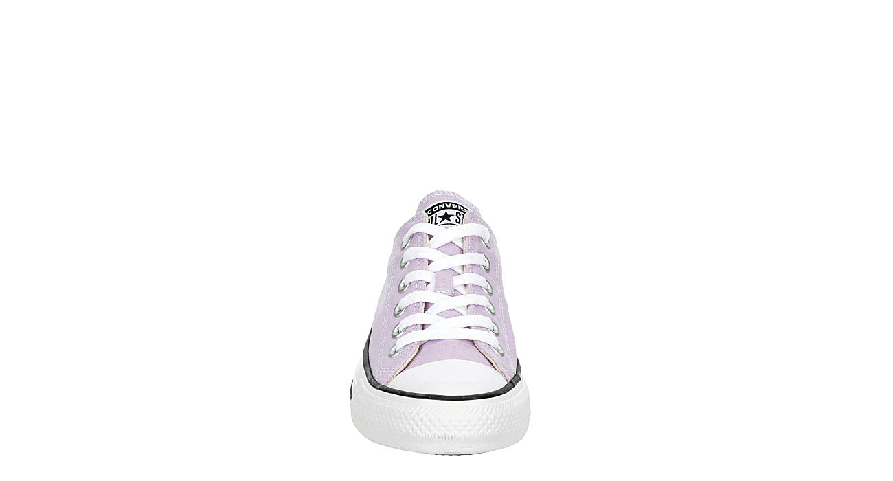 CONVERSE Womens Chuck Taylor All Star Low Top Sneaker - LILAC
