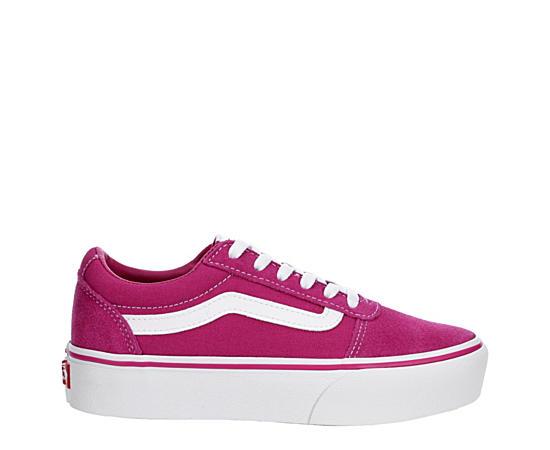Womens Ward Platform Sneaker