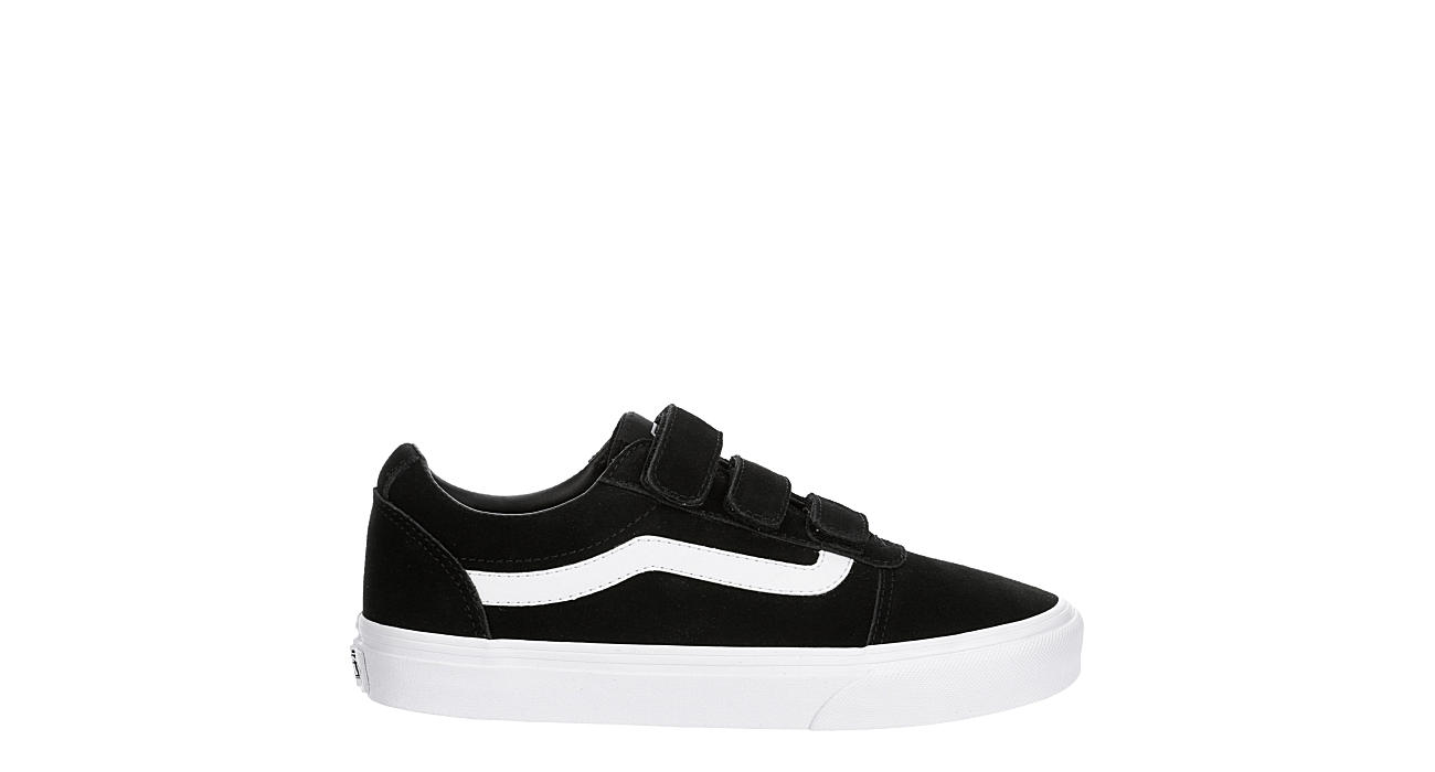 VANS Womens Ward Sneaker - BLACK