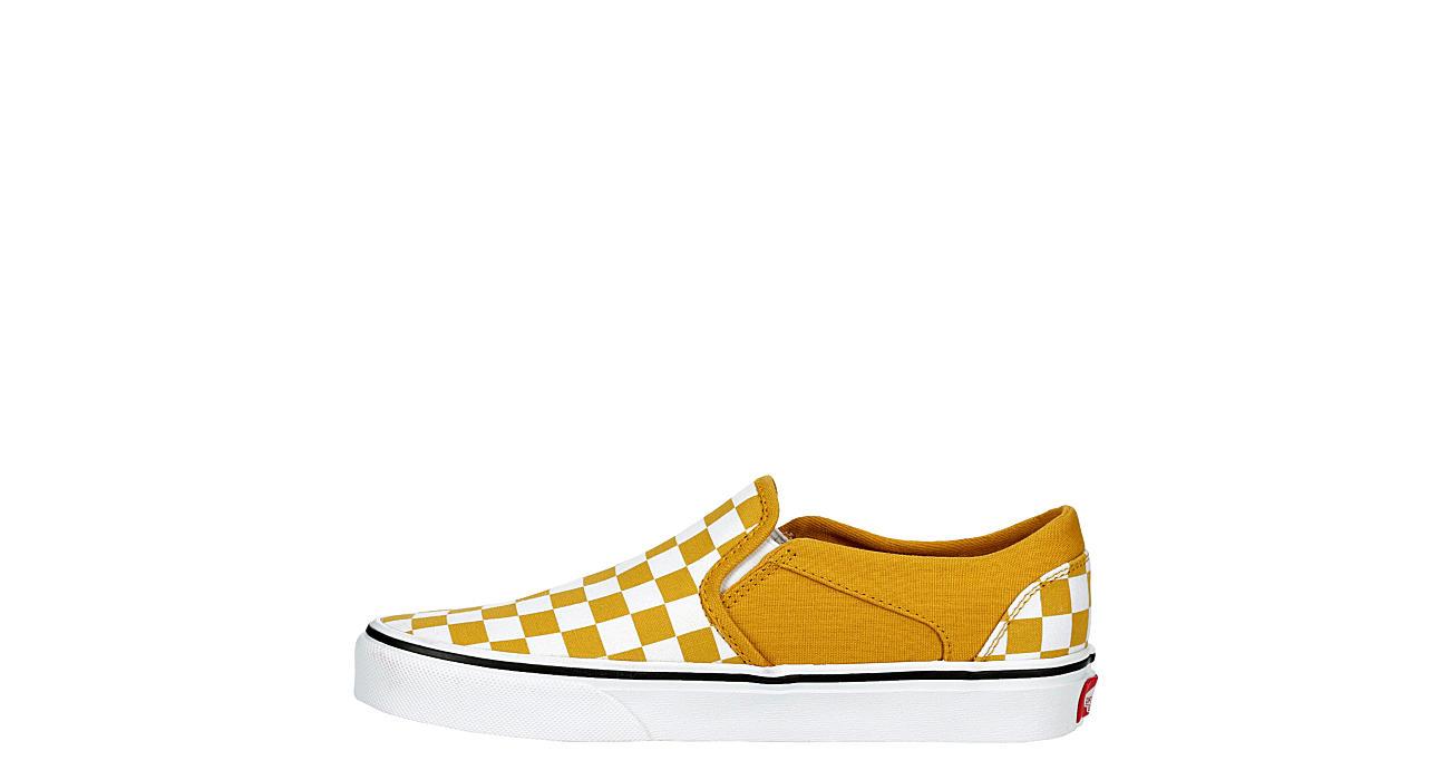 VANS Womens Asher Slip-on - GOLD