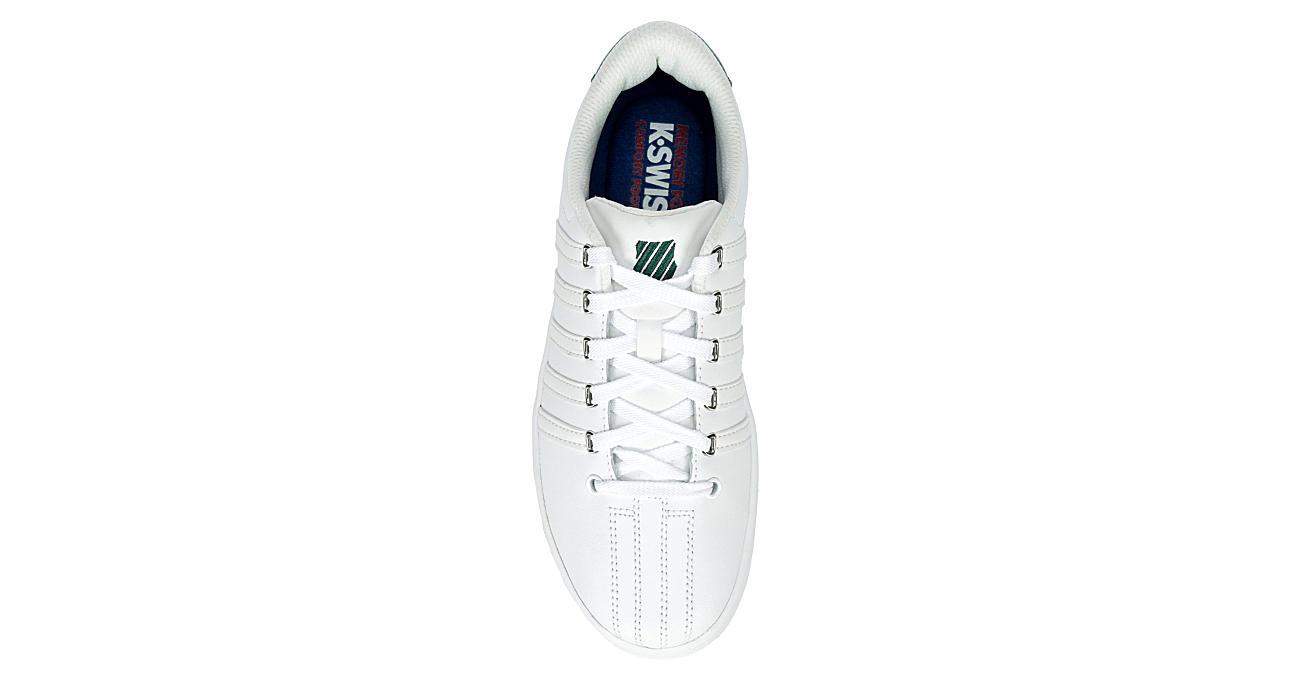 K-SWISS Womens Court Pro 2 T Cmf Sneaker - WHITE
