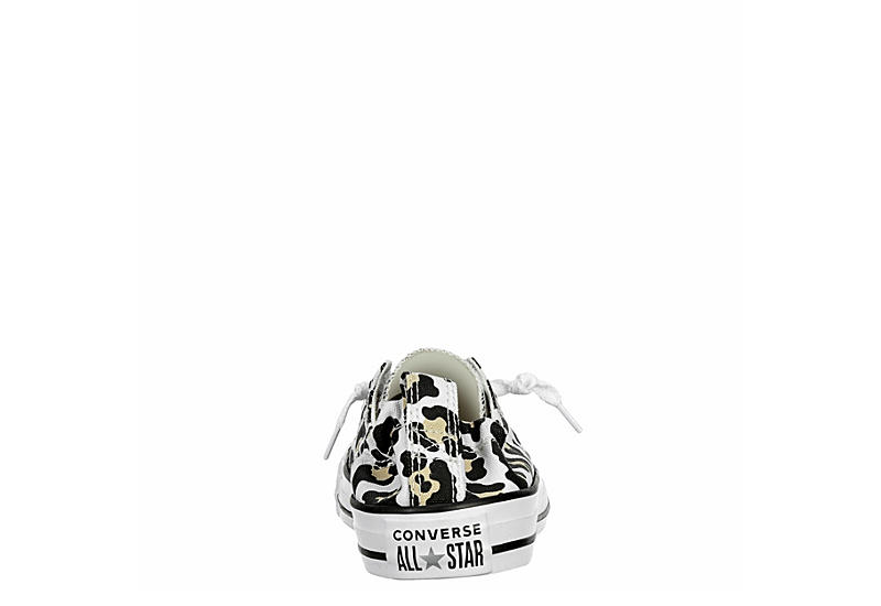 CONVERSE Womens Chuck Taylor All Star Shoreline Sneaker - LEOPARD