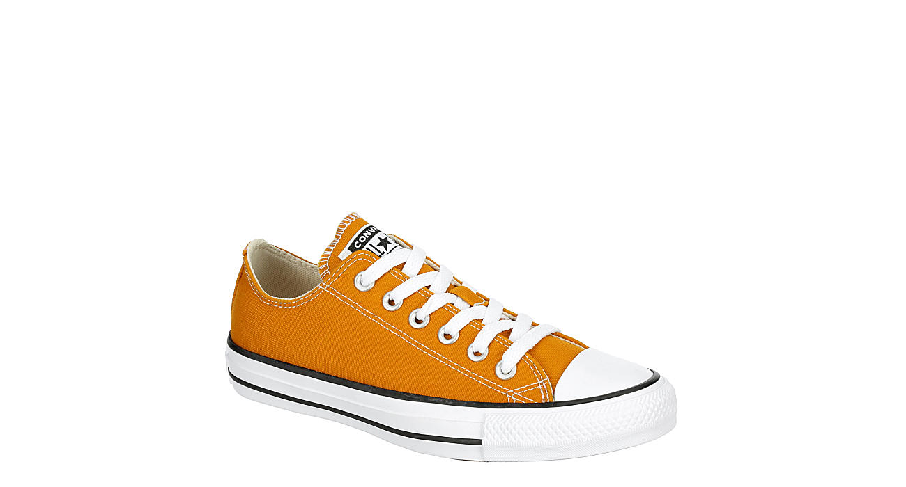 CONVERSE Womens Chuck Taylor All Star Low - ORANGE