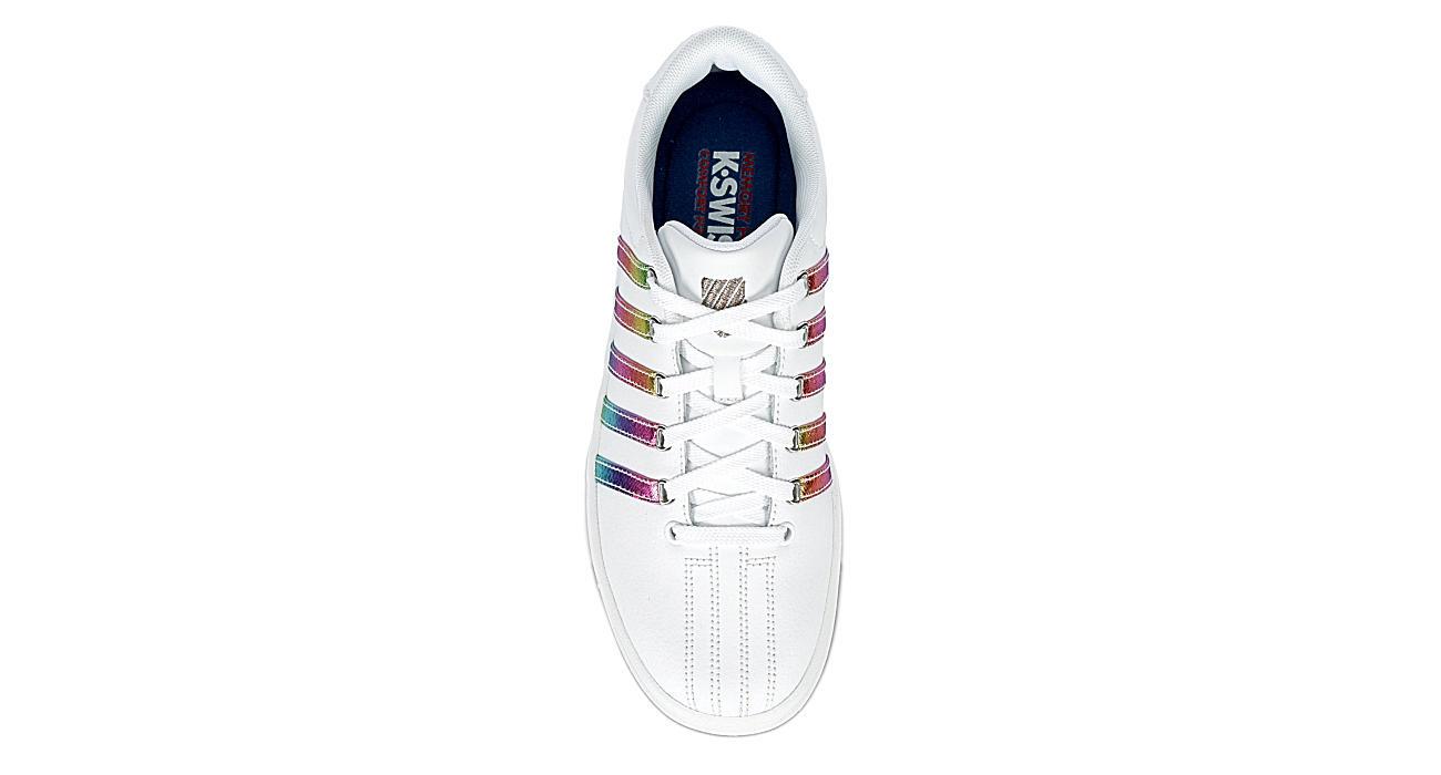 K-SWISS Womens Court Pro Ii Cmf Sneaker - WHITE