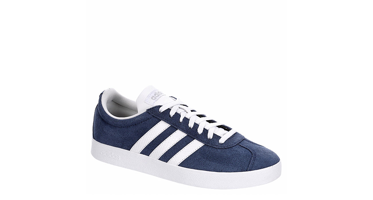 Adidas Womens Vl Court 2.0 - Navy