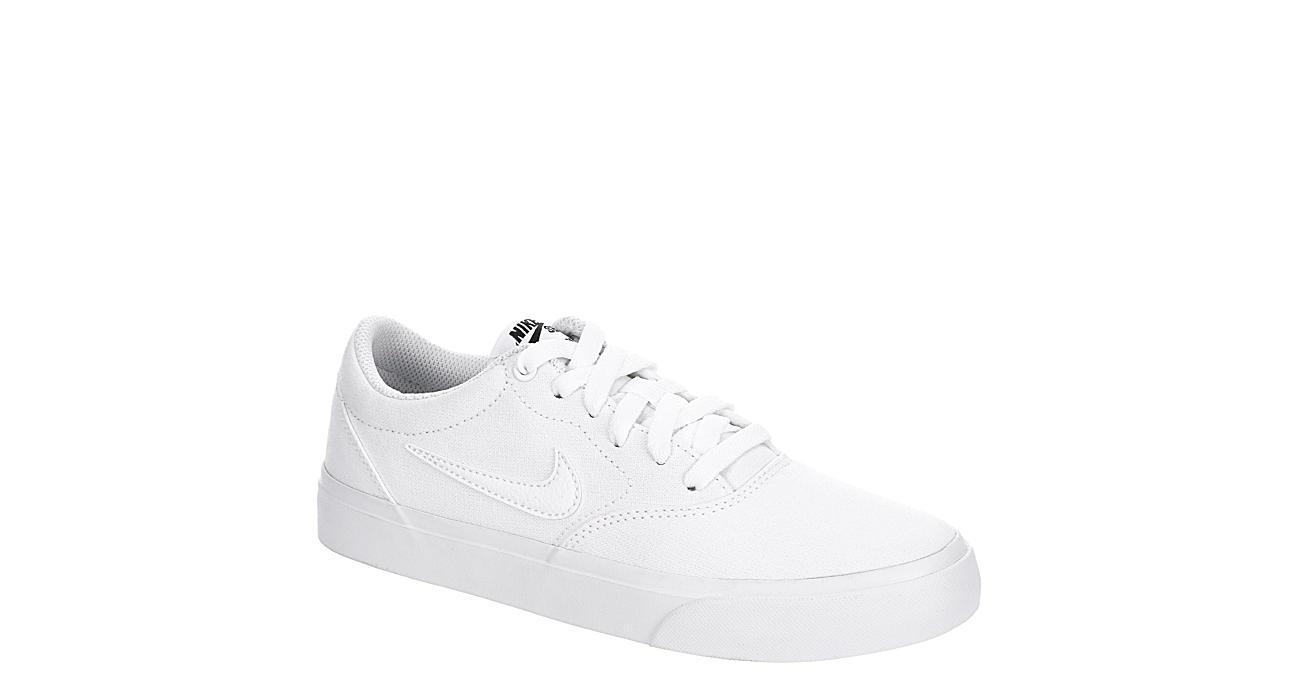 Nike Womens Sb Charge Sneaker - White