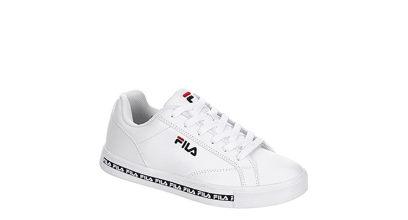 FILA Womens Original Court Sneaker - WHITE