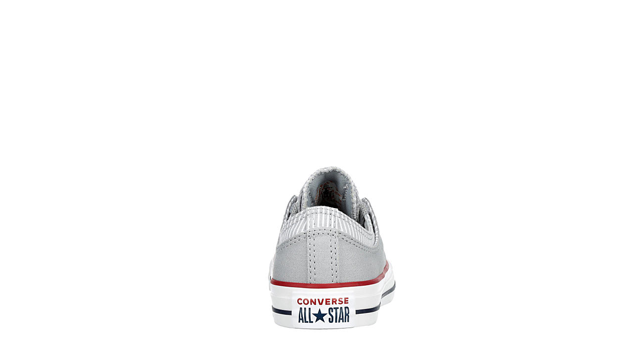 CONVERSE Womens Chuck Taylor All Star Double Upper Sneaker - GREY
