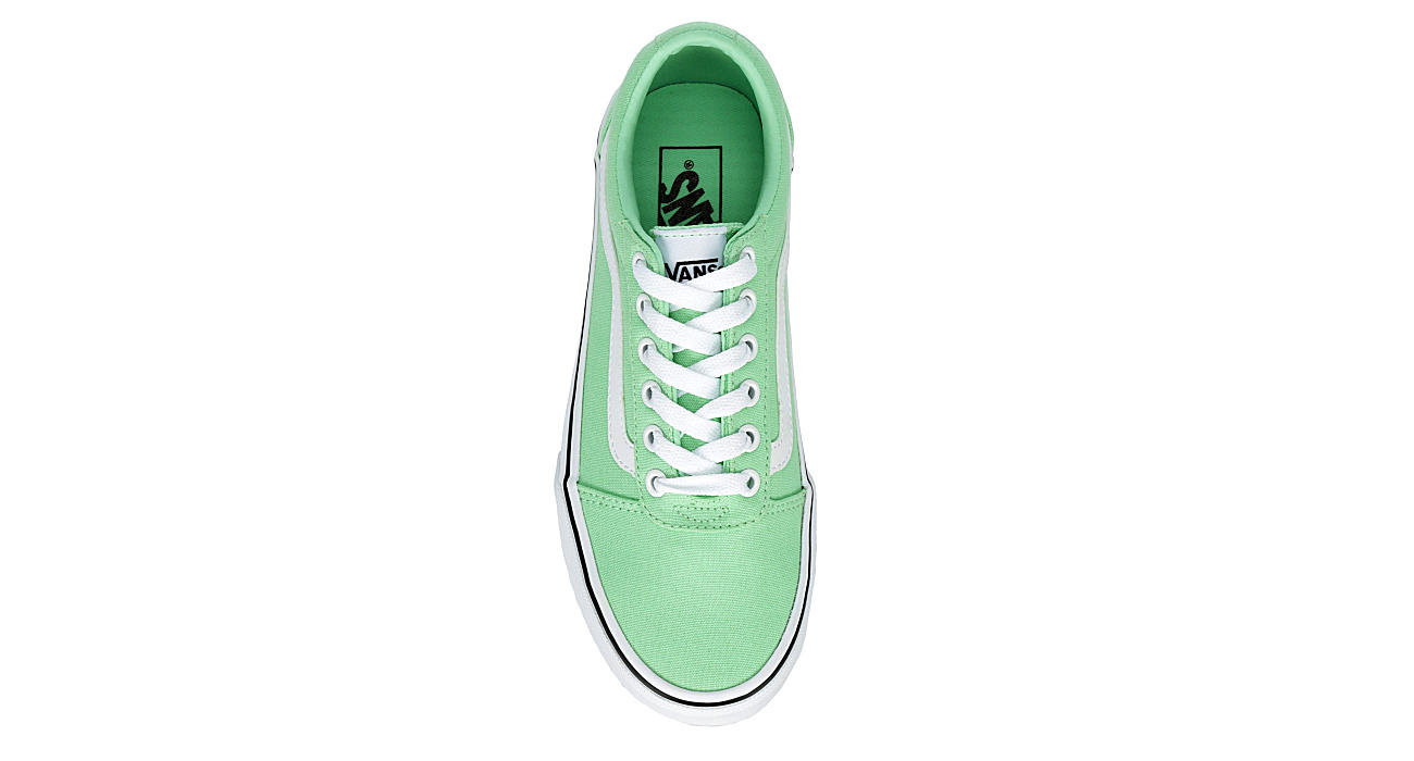 VANS Womens Ward Sneaker - GREEN