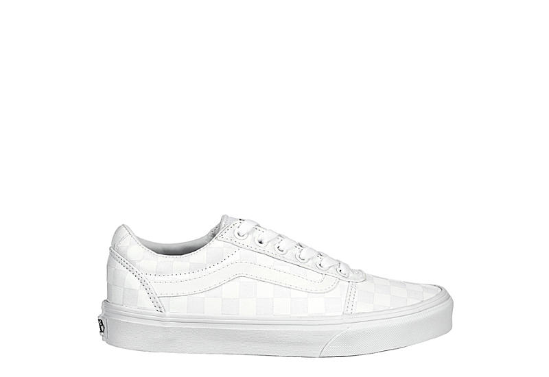 VANS Womens Ward Sneaker - WHITE