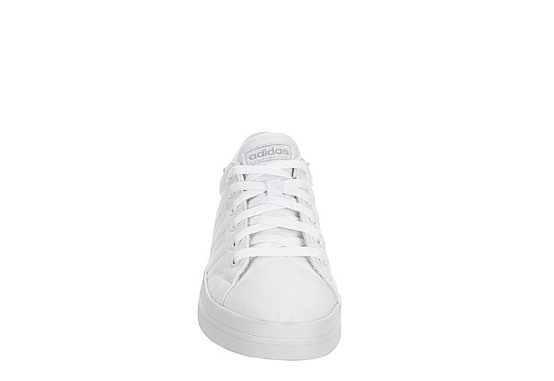 ADIDAS Womens Bravada Sneaker - WHITE