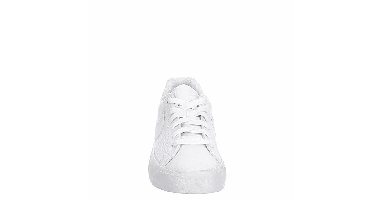NIKE Womens Court Royale Ac Sneaker - WHITE