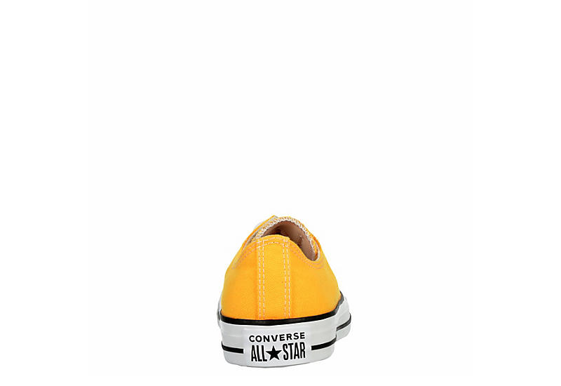 CONVERSE Unisex Chuck Taylor All Star Low Top Sneaker - YELLOW
