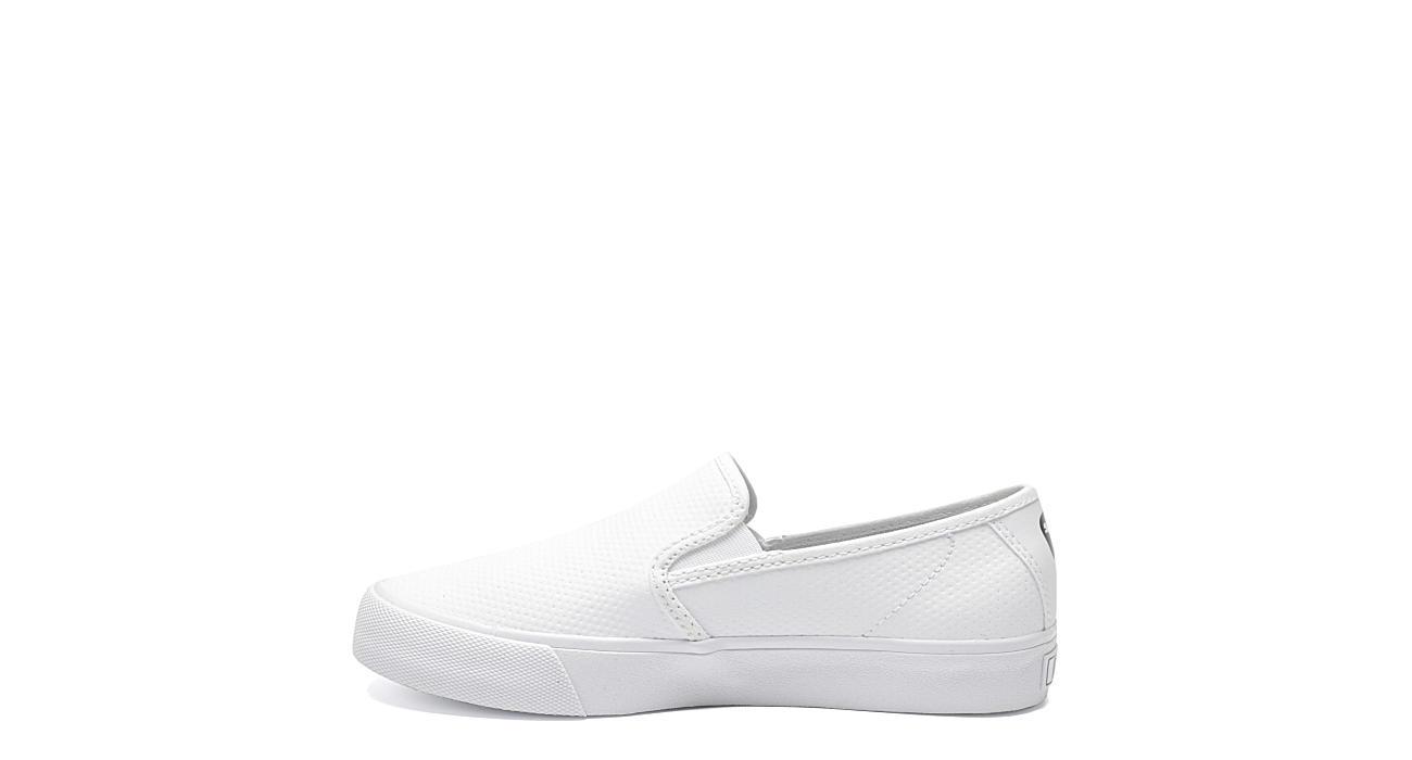 PUMA Womens Bari Slip On Sneaker - WHITE