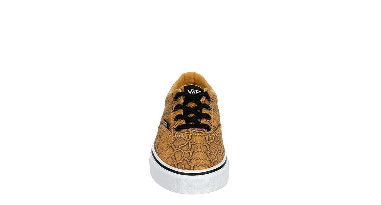 VANS Womens Doheny Sneaker - GOLD