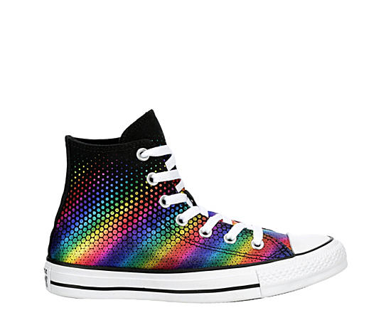 Womens Chuck Taylor All Star Kaleidoscope High Top