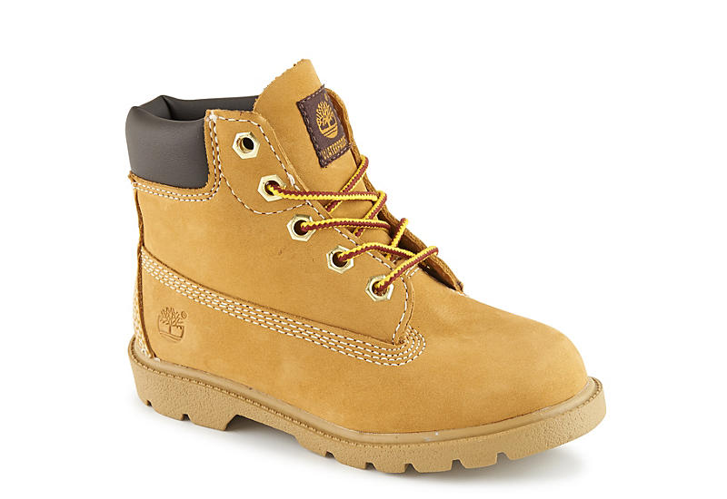 Tan Timberland 6 Quot Classic Boys Boots Rack Room Shoes