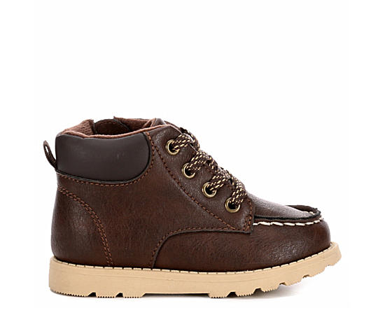 Boys Infant Brand Lace-up Boot