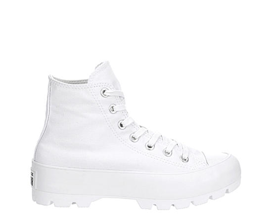 Womens Chuck Taylor All Star Lugged High Top Sneaker
