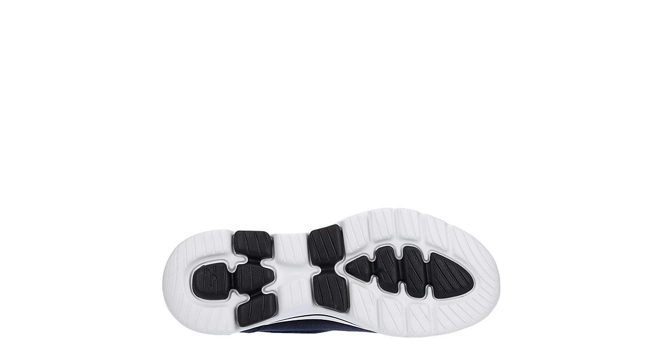 SKECHERS Womens Go Walk 5 Slip On Sneaker - NAVY
