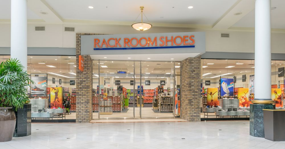 Rack Room Shoes Store Mall Or Center