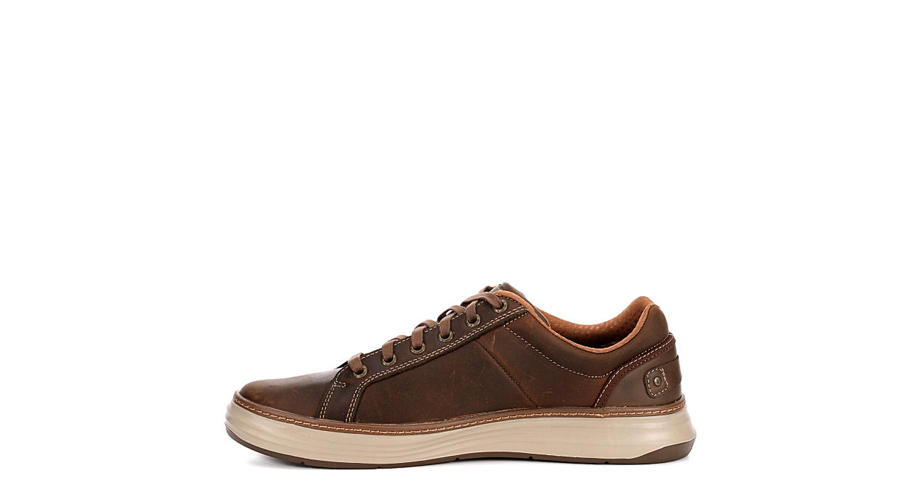 SKECHERS Mens Moreno-windsor - BROWN