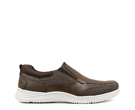 Mens Conway Moc Toe Slip On