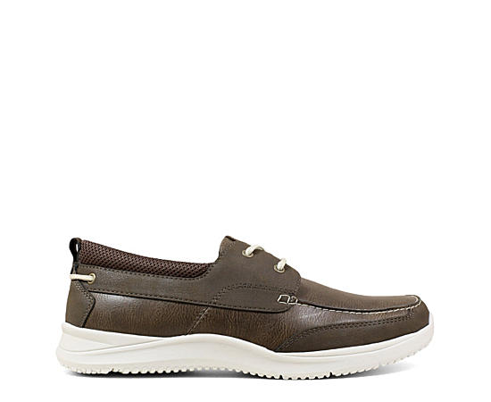 Mens Conway Moc Toe Boat Shoe