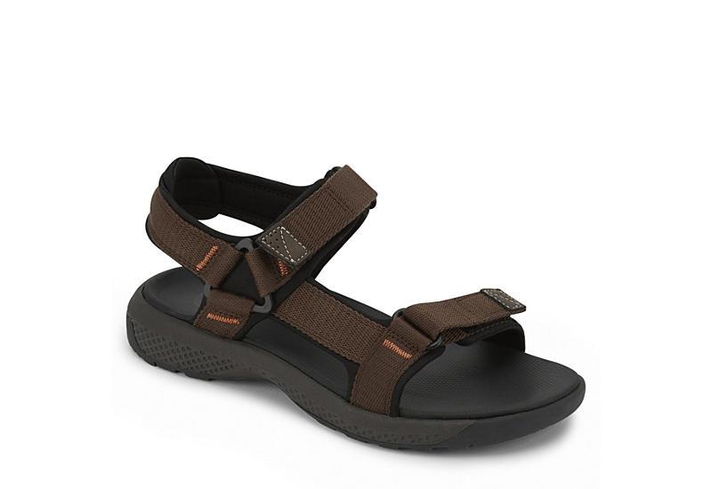Brown Dockers Mens Sandal Outdoor Sport   Sandals   Rack Room Shoes