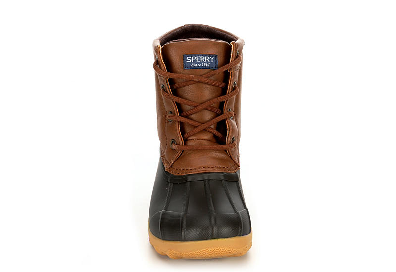 SPERRY Boys Port Boot - TAN