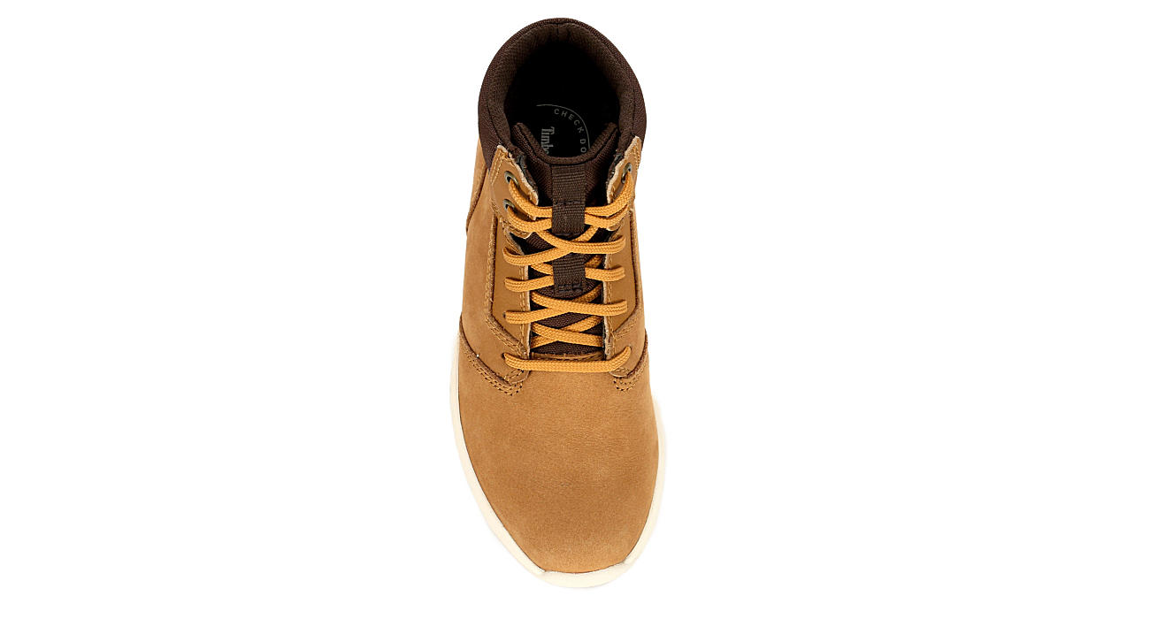 TIMBERLAND Boys Boltero Lace-up Boot - BROWN