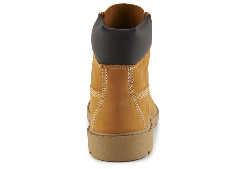 TIMBERLAND Boys 6 Classic Work Boot - TAN