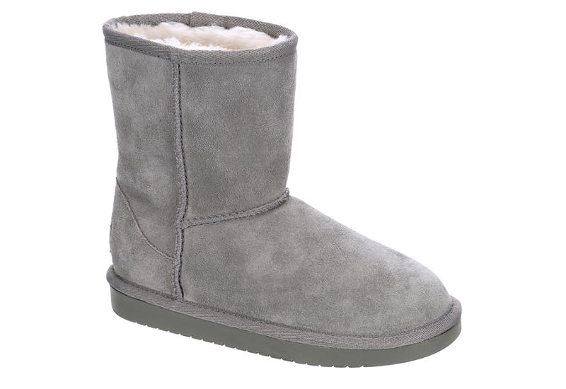 grey boots for girls