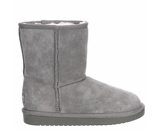 Girls Koola Short Fur Boot