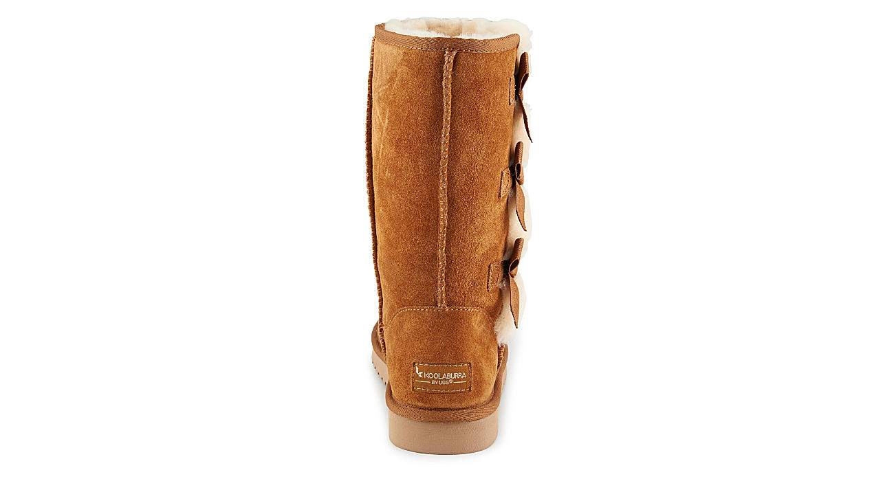 4c0525f81d5 Koolaburra By Ugg Girls Victoria Tall - Chestnut