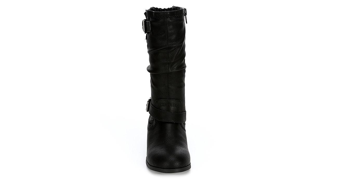 XOXO Girls Marie Tall Boot - BLACK