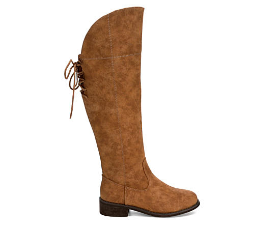 Girls Ride Over The Knee Boot