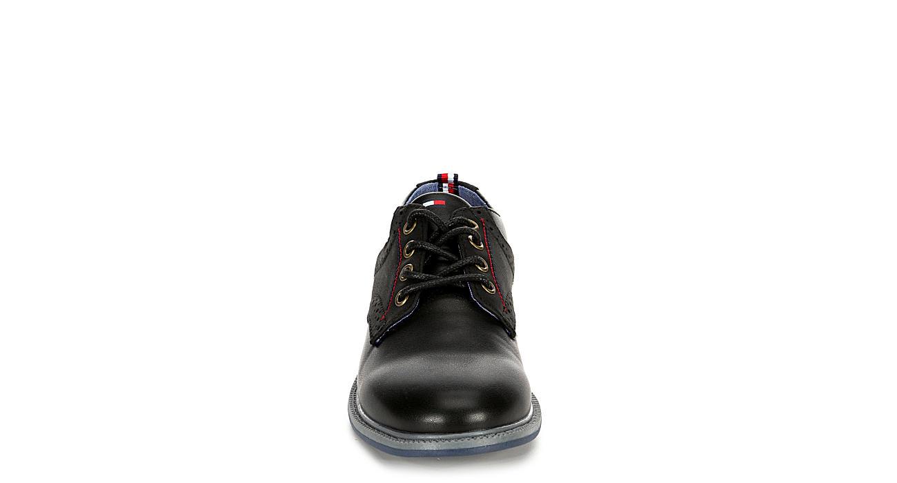 09cb9ee4 Black Tommy Hilfiger Boys Michael Saddle | Casual | Rack Room Shoes