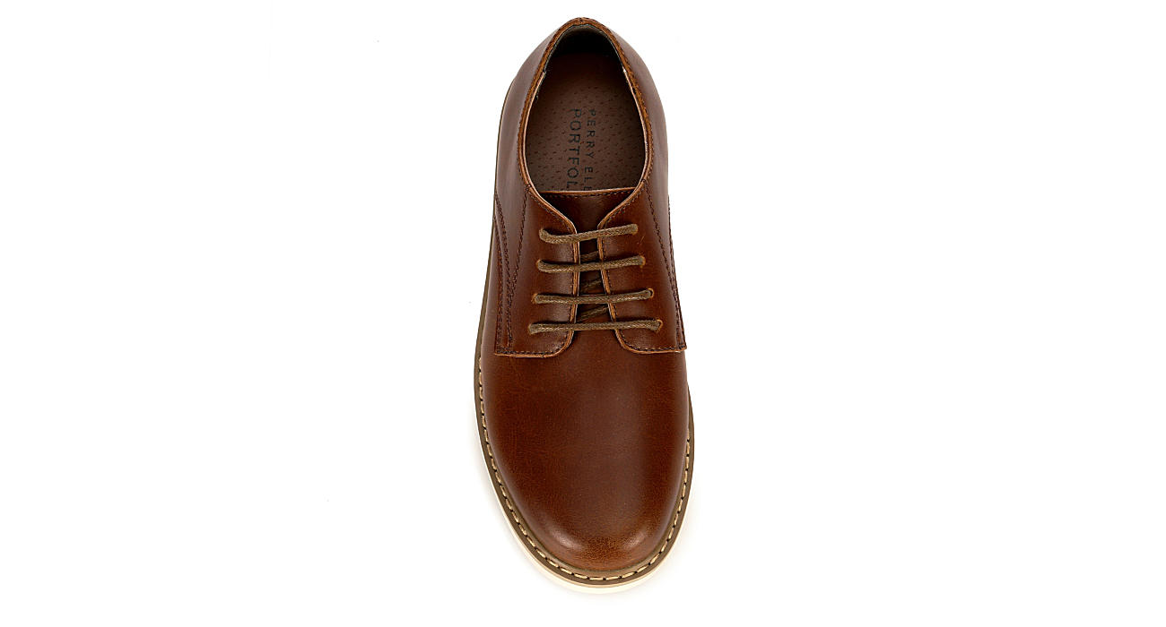 Tams Near Me >> Cognac Perry Ellis Boys Tams | Kids | Rack Room Shoes