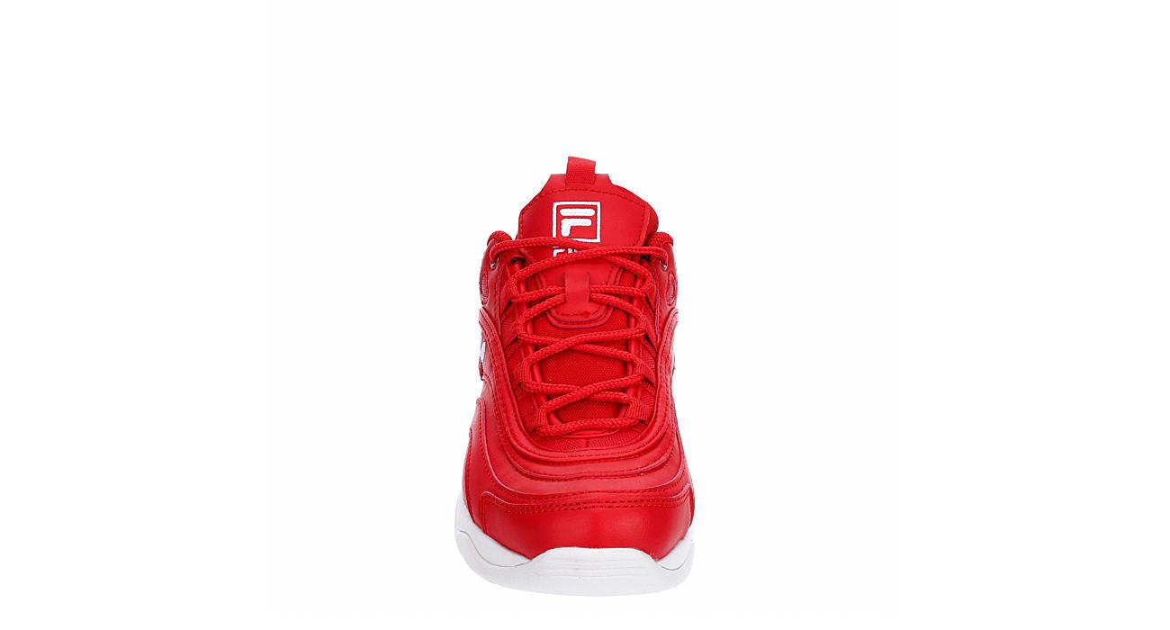 FILA Womens Ray Sneaker - RED