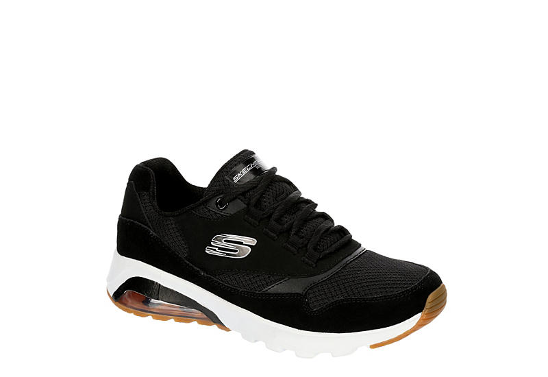 8873afc3e12a46 Black Skechers Womens Skech-air Extreme | Athletic | Rack Room Shoes