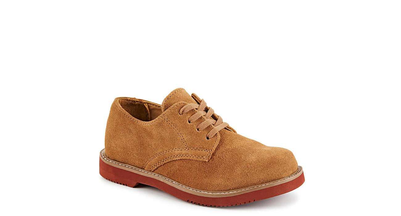 SPERRY Boys Caspian Oxford - TAN