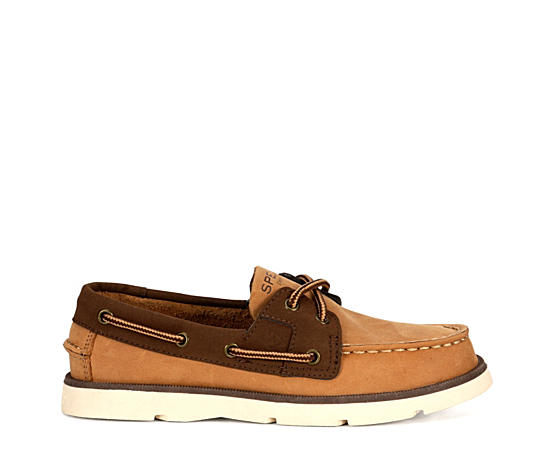 Boys Leeward Boat Shoe
