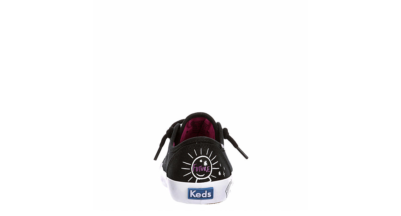 KEDS Girls Kickstart - BLACK