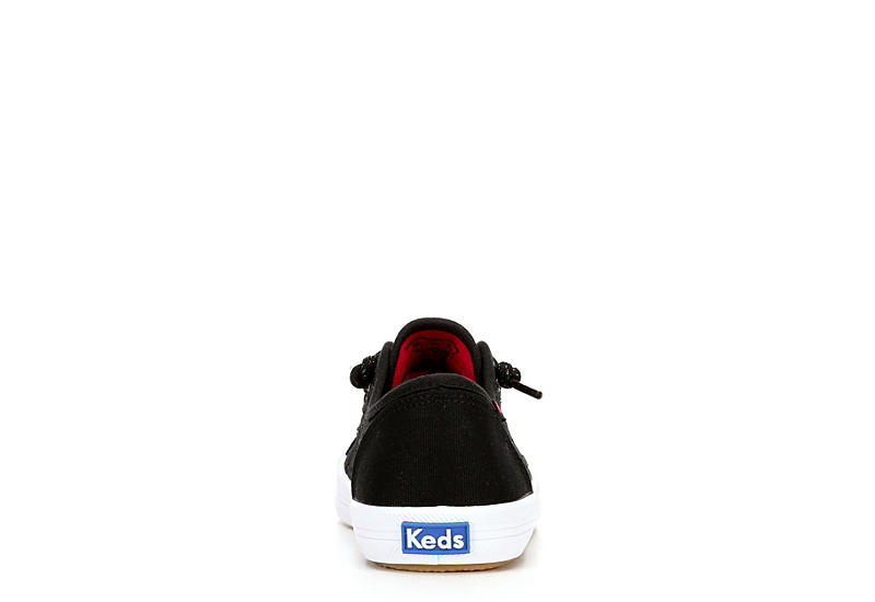 KEDS Girls Kickstart - BLACK